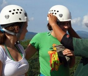 Cabo Zip Line Gear Information